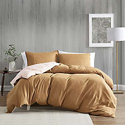 Kenneth Cole New York® Nila Duvet Cover Set in Brown