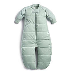 ergoPouch® Size 8-24M 3.5 TOG Organic Cotton Jersey Sleep Suit Bag in Sage