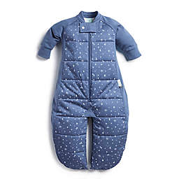 ergoPouch® Size 8-24M 3.5 TOG Organic Cotton Jersey Sleep Suit Bag in Night Sky