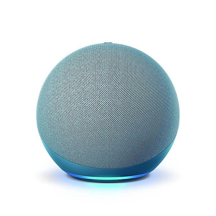 Alternate image 1 for Amazon Echo 4th Generation in Twilight Blue