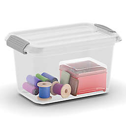 Simply Essential™ 6.2 qt. Storage Container with Latching Lid