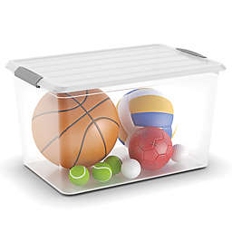 Simply Essential™ 61.5 qt. Storage Container with Latching Lid