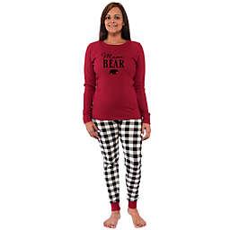 TbN Family Holiday Pajamas, Bear, Women XX-Large
