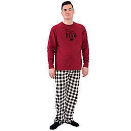 TbN Family Holiday Pajamas, Bear, Men Small