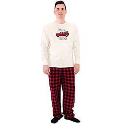 TbN Family Holiday Pajamas, Tree, Men Small