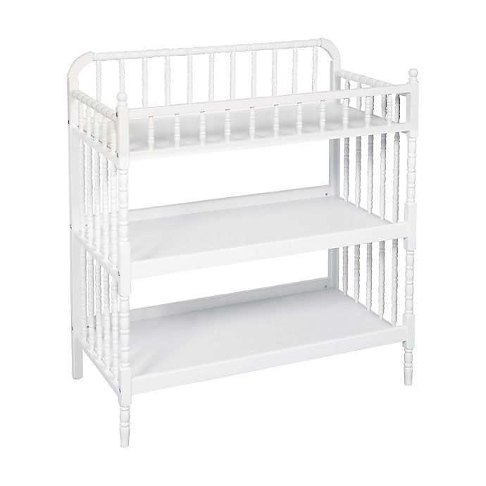 Alternate image 1 for DaVinci Jenny Lind Changing Table in White