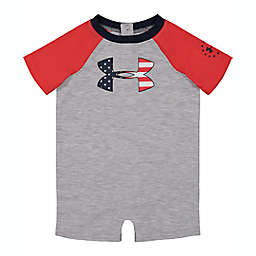 Under Armour® Americana Shortall in Grey