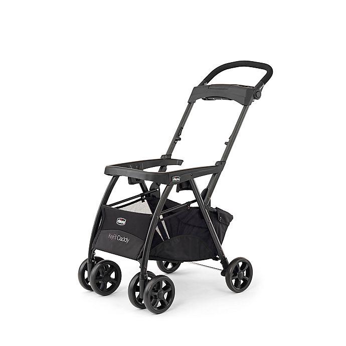 Alternate image 1 for Chicco® KeyFit® Caddy Frame Stroller in Black
