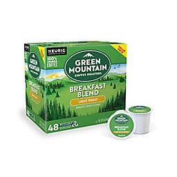Green Mountain Coffee® Breakfast Blend Coffee Keurig® K-Cup® Pods 48-Count