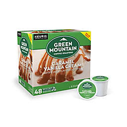 Green Mountain Coffee® Caramel Vanilla Cream Coffee Keurig® K-Cup® Pods 48-Count