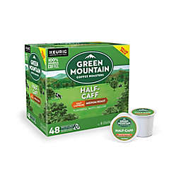 Green Mountain Coffee® Half-Caff Coffee Keurig® K-Cup® Pods 48-Count