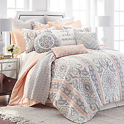 Levtex Home Darcy Reversible Quilt Set