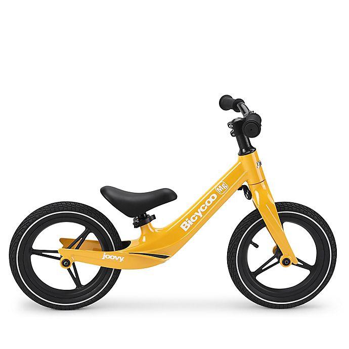 Alternate image 1 for Bicycoo Mg™ Lightweight Balance Bike in Gold