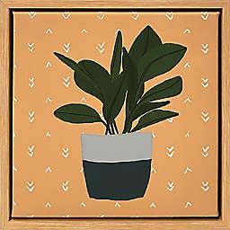Wild Sage™ Plant Decorative Framed Canvas