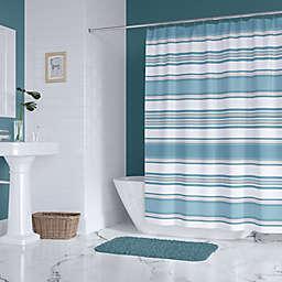 Levtex Home Blue Maui Shower Curtain