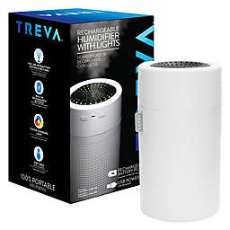 Treva® Large Night Light Rechargeable Humidifier