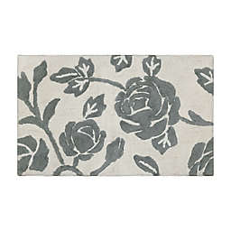 Bee & Willow™ Home Faded Floral Bath Rug