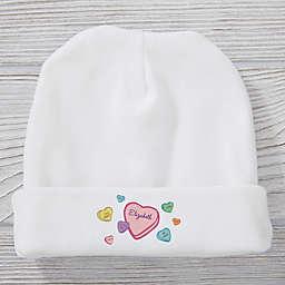 Little Valentine Knit Hat