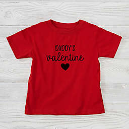 Size 2T-4T Script Valentine's Day T-Shirt