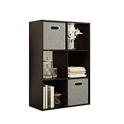 Simply Essential™ 6-Cube Organizer