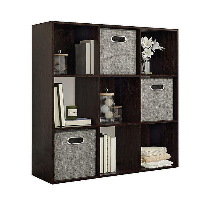 Alternate image 1 for Simply Essential™ 9-Cube Organizer