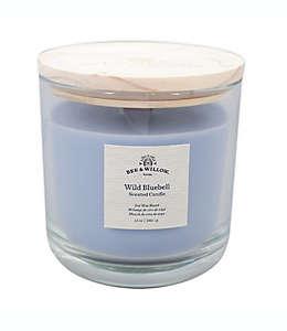 Vela en vaso de vidrio Bee & Willow™ Home Wild Bluebell™