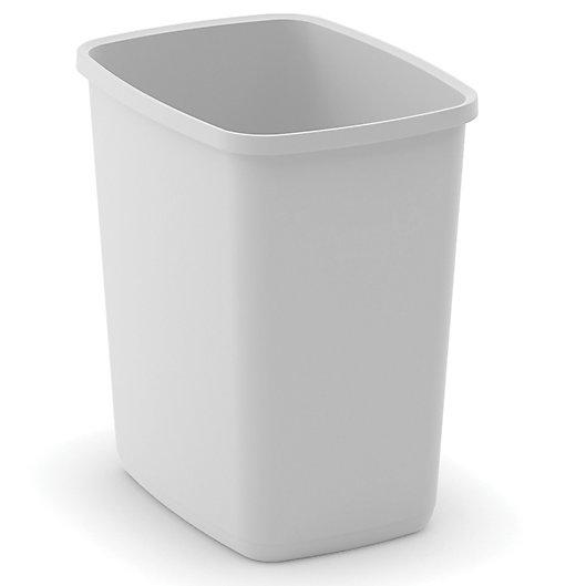 Alternate image 1 for Simply Essential™ 25-Liter Wastebasket