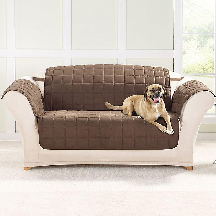 Sure Fit Water Repellant Pet Furniture, Pet Covers For Furniture