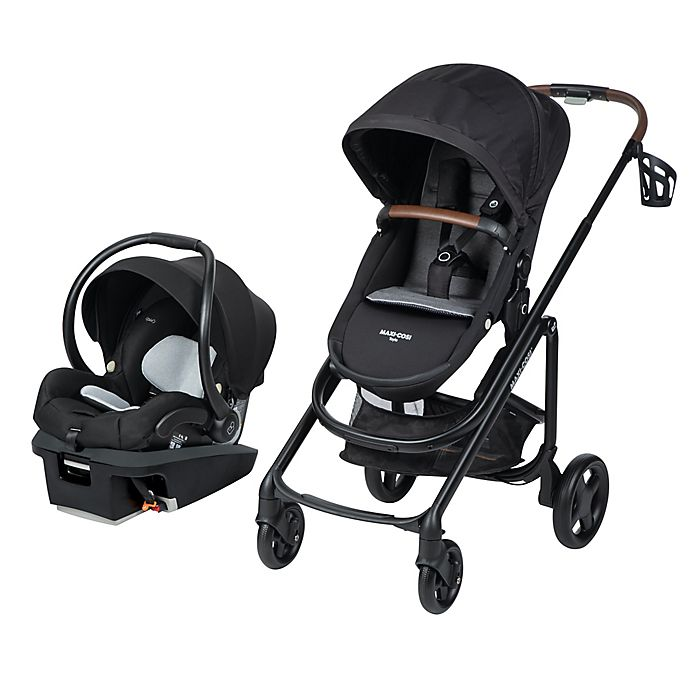 Alternate image 1 for Maxi-Cosi® Tayla™ Travel System in Black