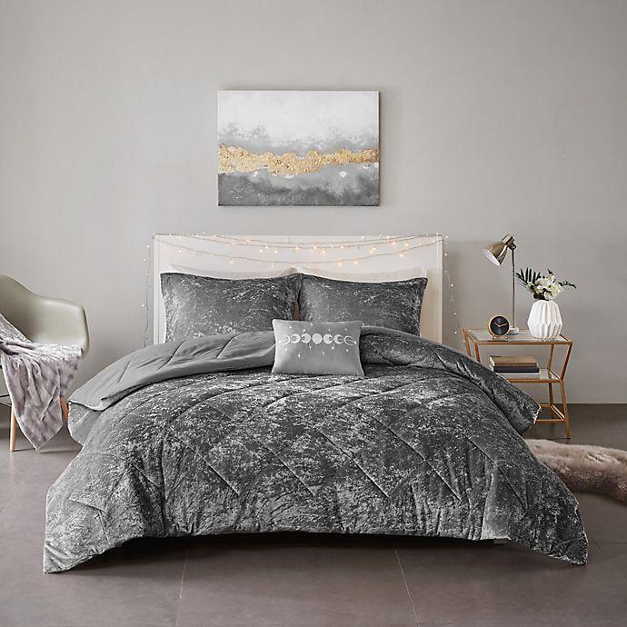 Alternate image 1 for Intelligent Design Felicia 4-Piece Comforter Set