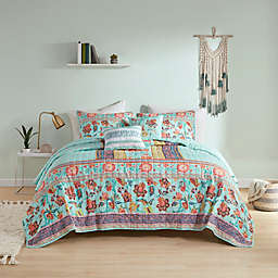 Intelligent Design Ophelia Boho Printed Bedding Collection