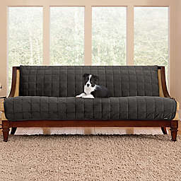 Sure Fit® Deluxe Armless Sofa Slipcover