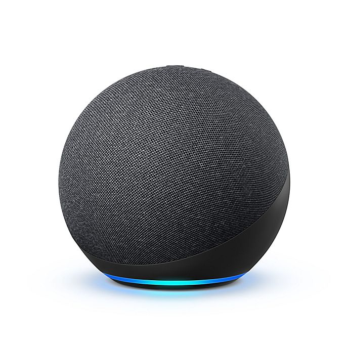 Alternate image 1 for Amazon Echo 4th Generation in Charcoal