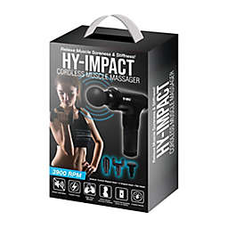 HY-IMPACT Cordless Muscle Massager