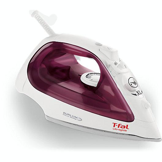 Alternate image 1 for T-fal® Comfort Glide FV2626Q0 Steam Iron in Magenta