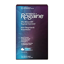 Women's Rogaine® 4-Month Supply Topical Solution Hair Regrowth Treatment