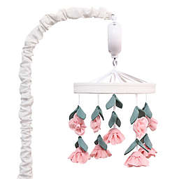 The Peanutshell™ Farmhouse Rose Ring Musical Mobile