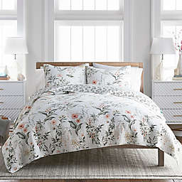 Vivian 3-Piece Reversible Quilt Set