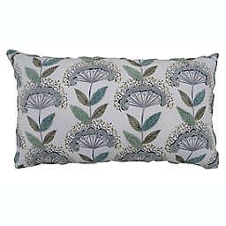 Bee & Willow™ Home Floral Oblong Throw Pillow