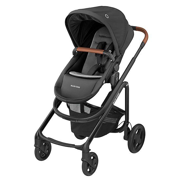 Alternate image 1 for Maxi-Cosi® Lila CP Single Stroller in Black
