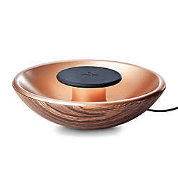 TYLT® QIBOWLWD-T Qi-Enabled Wireless Charging Bowl in Gold/Black