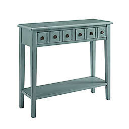 Kearny Lane 4-Drawer Small Console Table