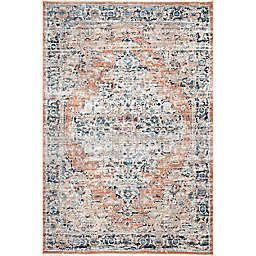 nuLOOM Piper Shaded Snowflakes 10' x 14' Area Rug in Beige