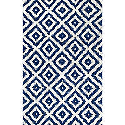nuLOOM® Kellee 12' x 15' Hand Tufted Area Rug in Blue