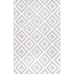 nuLOOM® Kellee 6' x 9' Hand Tufted Area Rug in Beige