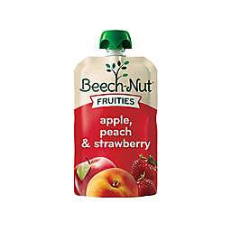 Beech-Nut® Fruities 3.5 oz Stage 2 Apple Peach & Strawberries Baby Food