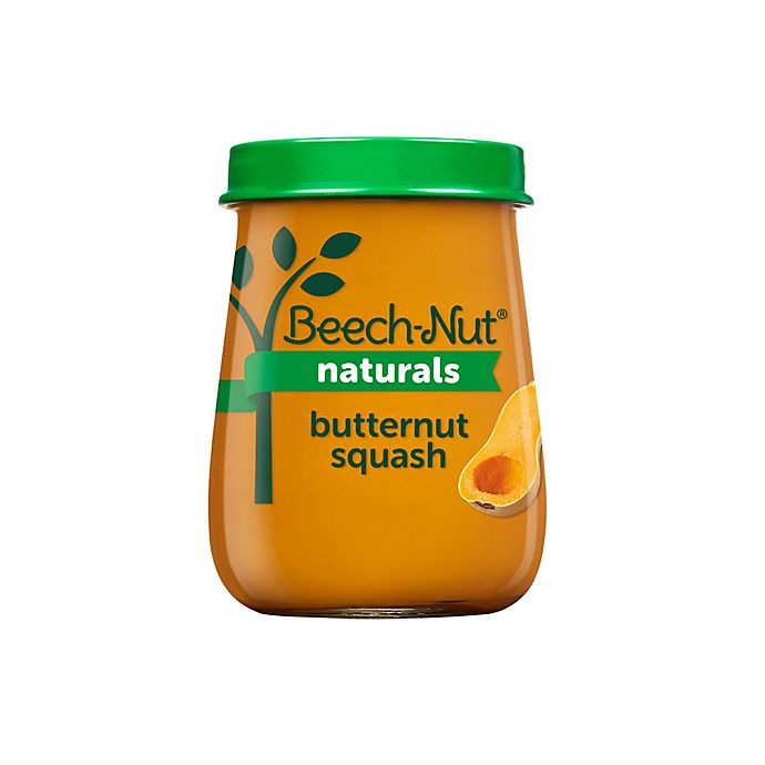 Alternate image 1 for Beech-Nut® Naturals™ 4 oz. Stage 1 Butternut Squash Baby Food