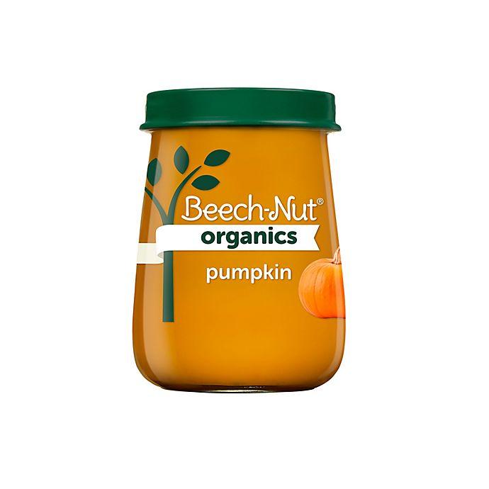 Alternate image 1 for Beech-Nut® Organics 4 oz. Stage 1 Pumpkin Baby Food