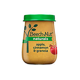 Beech-Nut® Naturals™ 4 oz. Stage 2 Apple Cinnamon & Granola Baby Food