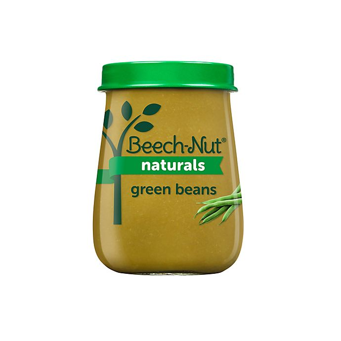 Alternate image 1 for Beech-Nut® Naturals™ 4 oz. Stage 1 Green Beans Baby Food